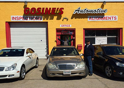 Gosines Auto Repair | 7010 Warwick Blvd, Newport News VA 23607